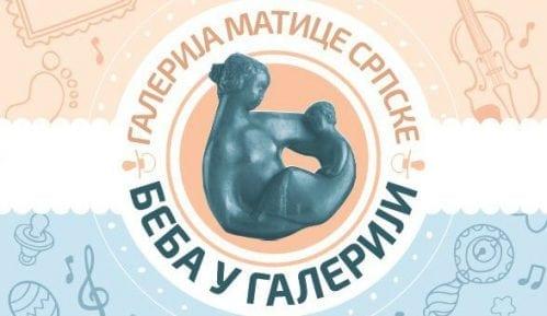 Prvi koncert za bebe u Galeriji Matice srpske 6. oktobra 7