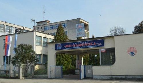 Ponovo povređen radnik u vojnoj fabrici u Lučanima 7