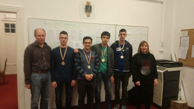 Medalje za srpske učenike na takmičenju iz informatike 1