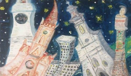 Izložba radova 18. Zrenjaninskog susreta slikara amatera 5. oktobra 1
