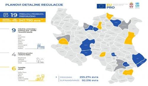 EU daje 255.000 evra za razvoj planova detaljne regulacije 6