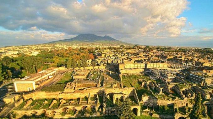 Kada je Pompeja zaista uništena? 1