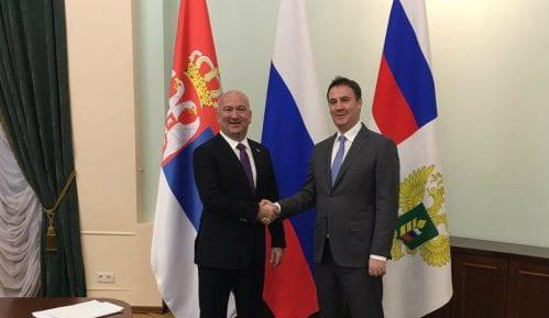 Popović i Patrušev: Rusko tržište otvoreno za srpsku hranu 11