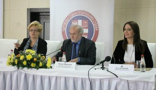 Kuburović: Unaprediti položaj sudija prekršajnih sudova 11