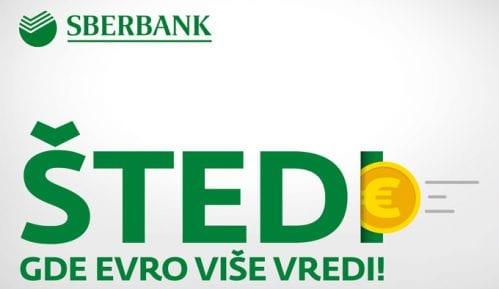 Jedinstvena ponuda Sberbank Srbija za štednju u evrima 8