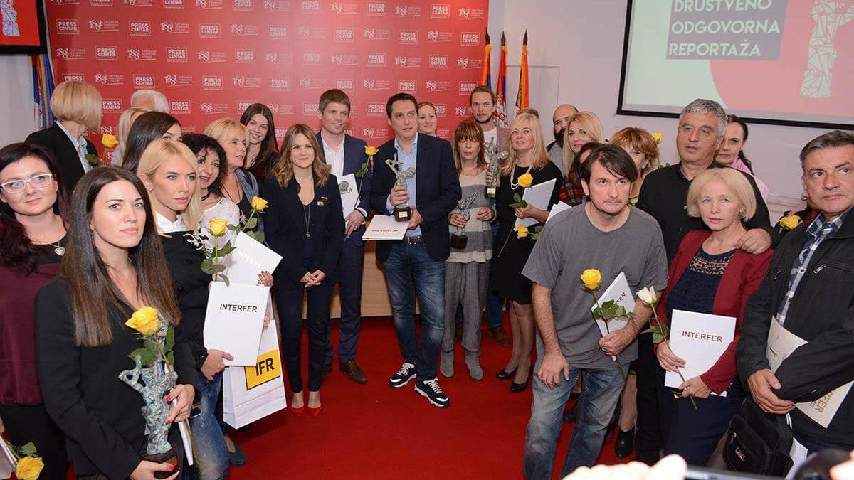 Nagrada Arnou Gujonu za društveno-odgovoran rad 1
