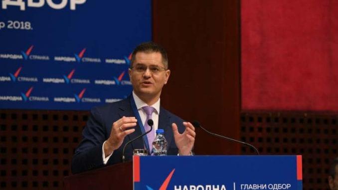 Jeremić: Zastava Kosova ih ne pogađa 1