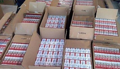 Na Batrovcima zaplenjeno 2.000 boksova cigareta 1