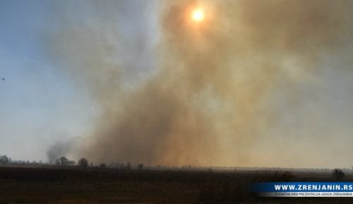 Sve više požara u Banatu 10
