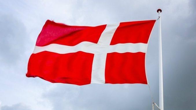 Sukob policije i demonstranata protiv korona-restrikcija u Kopenhagenu 4