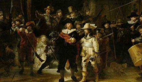 Holandija: Enigmatični i zanimljivi Rembrant 9