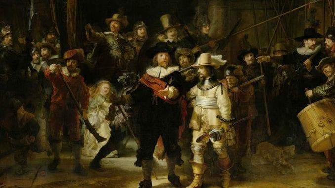 Holandija: Enigmatični i zanimljivi Rembrant 1