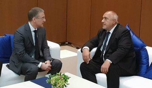 Stefanović sa Borisovim o saradnji Srbije i Bugarske 14