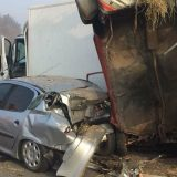Lančani sudar na auto-putu kod Jagodine, sedam poginulih 11