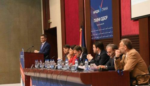 Jeremić: Narodna stranka posejala nadu i seme pobune 6