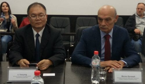 Moguća saradnja Kraljeva i kineske provincije Điling 1