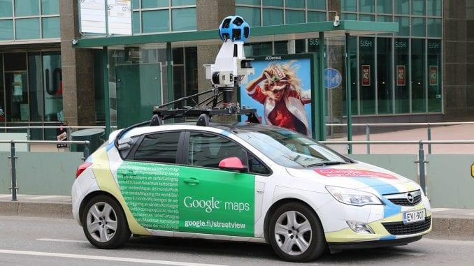 Google Maps dodao opciju za prikazivanje lokacija punjača električnih vozila 1