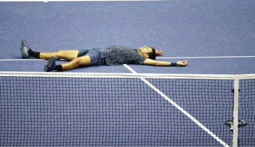 Novak Đoković osvojio titulu u Šangaju 12