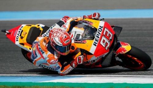 Moto GP: Markez najbolji na Tajlandu 10