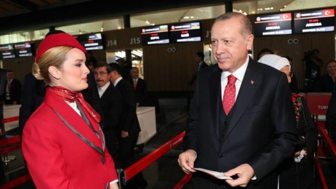 Otvoren najveći aerodrom na svetu, više od 50 zvaničnika u Istanbulu 4