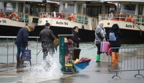 U Veneciji poplavljeno 70 odsto ulica i trgova 8