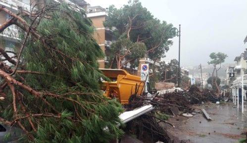 Poplava oštetila baziliku u Veneciji 7