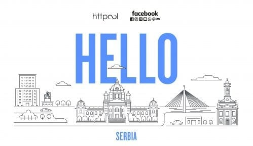 Strateško partnerstvo kompanija Facebook i Httpool 10