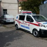 Četiri osobe lakše povređene u saobraćajnim nezgodama u Beogradu 11