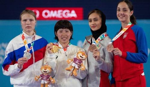 Bronza za Ivanu Petrović na Olimpijskim igrama mladih u Argentini 9