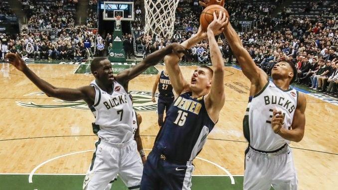 Nikola Jokić u najboljoj petorci NBA lige 1