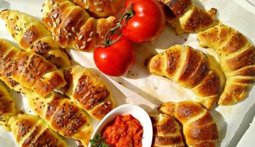 Recept nedelje: Kiflice sa sirom 9