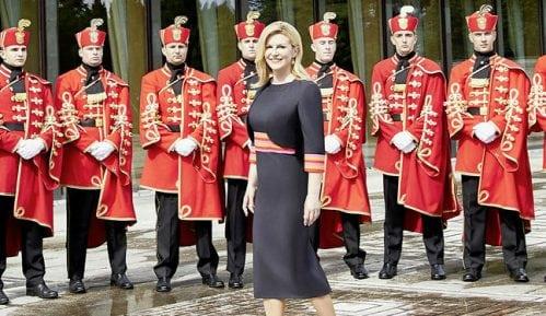 Grabar Kitarović pozirala za rusko izdanje modnog časopisa Mari Kler 3