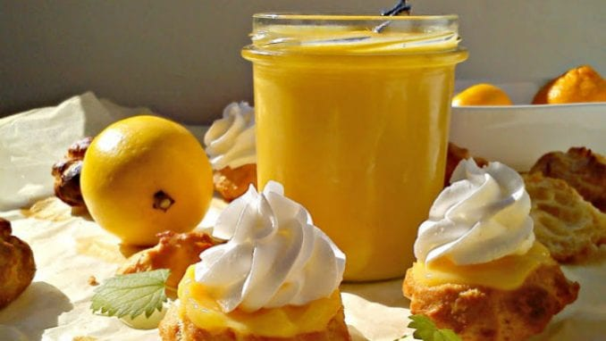 Recept nedelje: Krem od limuna (lemon curd) 1