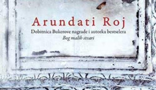 Novi roman Arundati Roj 14
