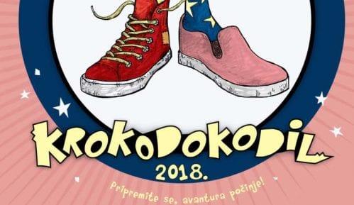 U Dadovu počeo Šesti dečiji festival KROKODIL 3