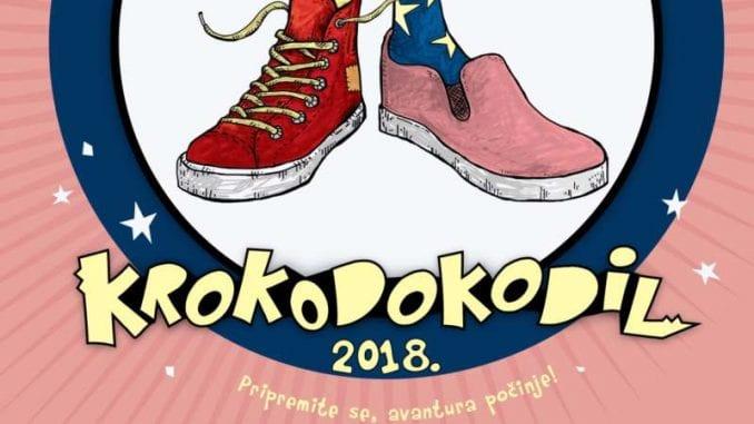 U Dadovu počeo Šesti dečiji festival KROKODIL 1