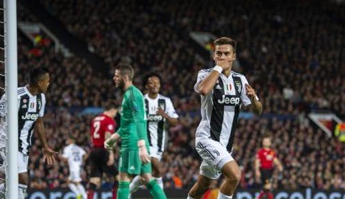 "Liga šampiona: Juventus srušio Mančester junajted na ""Old Trafordu"" 15"