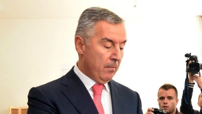 Uhapšen zbog pretnji Đukanoviću 1