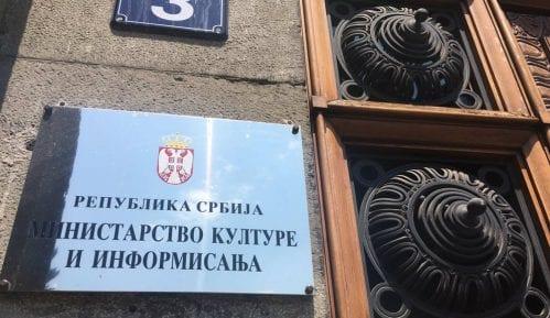 Ministarstvo kulture: Nećemo povući prijavu protiv Vremena 1