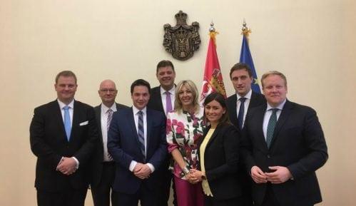 Joksimović sa poslanicima CDU: Nemačka i Srbija politički partneri 2
