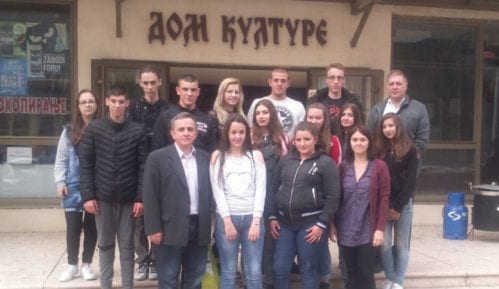 Aktivna nedelja za učenike Mlekarske škole iz Pirota 12