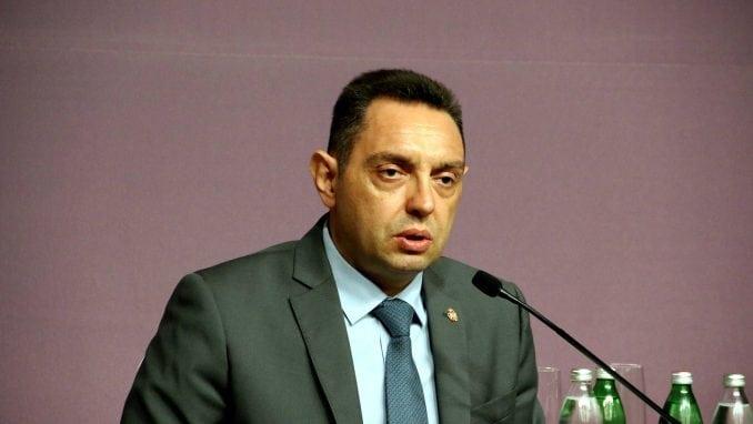 Vulin: Suštinsko pitanje naše i bezbednosti čitavog regiona je pitanje velike Albanije 2
