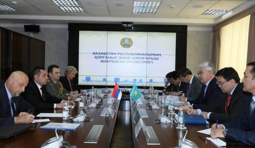 Saradnja sa Kazahstanom u oblasti odbrambene industrije 8
