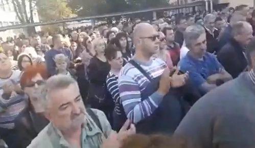 """Protest radnika """"MB - Namenska"""" 7"""