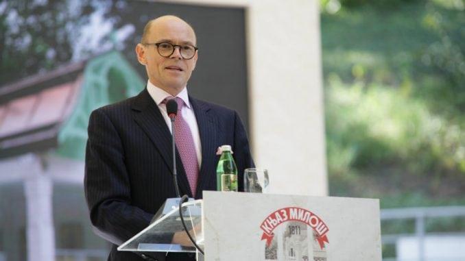 Priznanje EU za projekat konzervacije Paviljona Knjaz Miloš 1