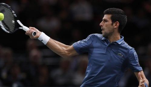 Đoković u osmini finala mastersa u Parizu 11