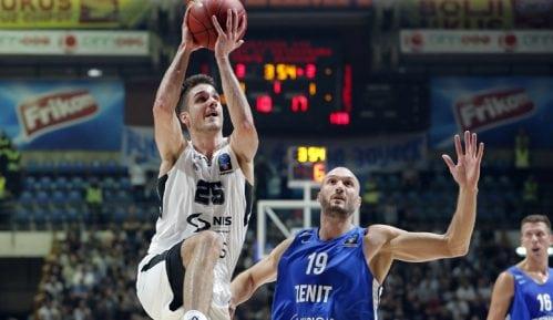 Partizan bolji od Zenita 3