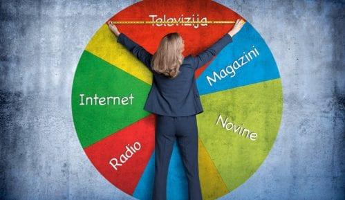 Najviše novca za reklame u Srbiji i dalje ide na televiziju 6