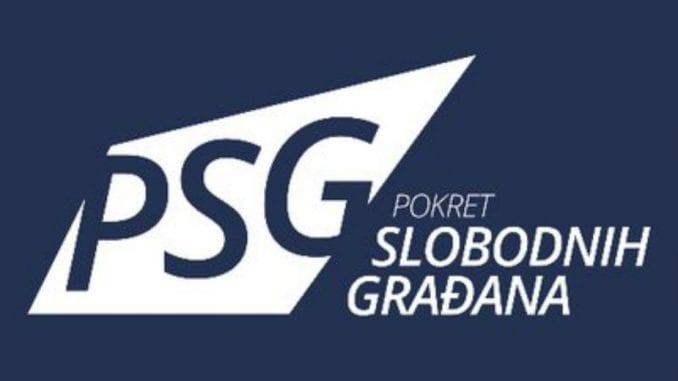 PSG: Demoliran lokal poverenika PSG u Valjevu, očigledno zastrašivanje opozicije 4