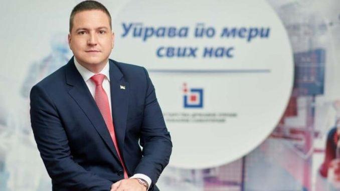 Ružić: Veći budžetski fondovi za manjine i lokalne samouprave u 2019. godini 1